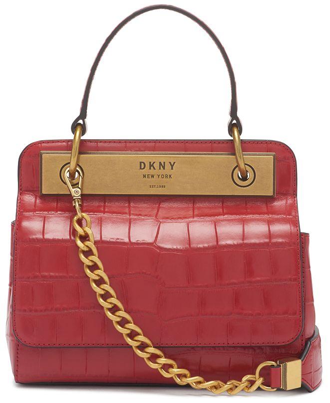 DKNY Cooper Top Handle Flap Crossbody