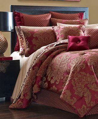 Closeout J Queen New York Shiraz Comforter Sets Bedding