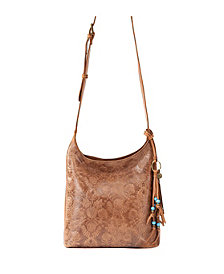 The Sak Huntley Leather Crossbody