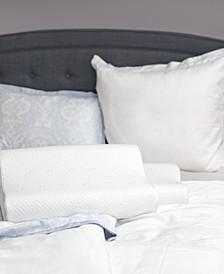 Luxury Contour Gel-Infused Memory Foam Pillow
