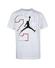 Big Boys Jumpman 23 Logo T-shirt