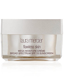 Laura Mercier Mega Moisturizer Crème Broad Spectrum SPF 15 Sunscreen Normal to Dry
