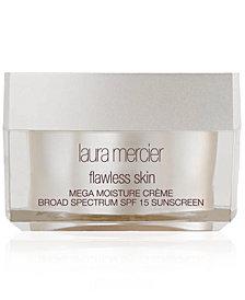 Laura Mercier Mega Moisturizer Crème Broad Spectrum SPF 15 Sunscreen Normal to Dry