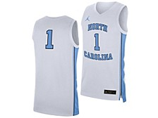 North Carolina Tar Heels Men's Replica Basketball Home Jersey