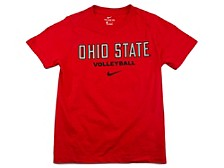 Ohio State Buckeyes Youth Core Volleyball T-Shirt