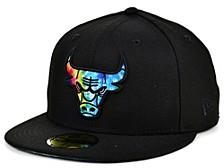 Chicago Bulls Tie Dye Thread Cap