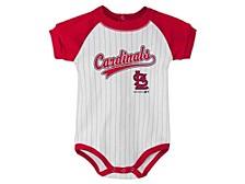 Infant St. Louis Cardinals Lineup Short Set