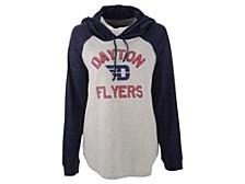 Dayton Flyers Women's Ashton Raglan Hooded Sweatshirt