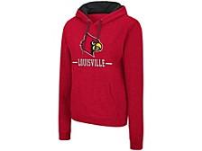 Louisville Cardinals Women's Genius Hooded Sweatshirt