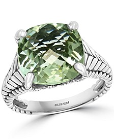 EFFY® Green Quartz Statement Ring (5-3/8 ct. t.w.) in Sterling Silver