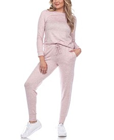 Women's 2pc Loungewear Set