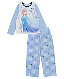 Frozen 2 Big Girl 2 Piece Pajama Set