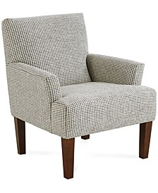 Effie Fabric Accent Chair, Created for Macy's