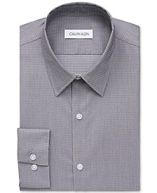 Men's Extra-Slim Stain-Shield Performance Dress Shirt