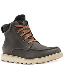 Men's Madson II Moc-Toe Waterproof Boots