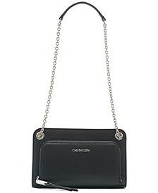 Calvin Klein Hailey Convertible Crossbody/Shoulder Bag