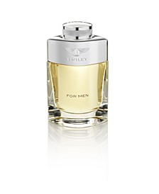 for Men's Eau de Toilette, 3.4 oz