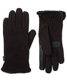 Women's Touchscreen Wate-Repellant Fleece Gloves