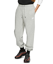 Women's Sportswear Essential Fleece Sweatpants