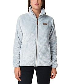 Women's Fire Side II High-Pile-Fleece Jacket