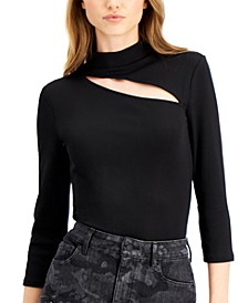 Lola Cutout Ribbed Top