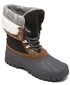 Women's BT - Windom Duck Winter Boots from Finish Line