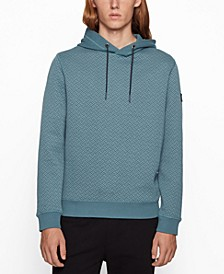 BOSS Men's WeTag Regular-Fit Sweatshirt