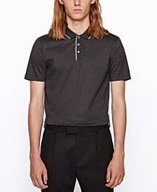 BOSS Men's Plater 13 Slim-Fit Polo Shirt