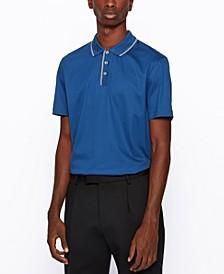 BOSS Men's Plater 13 Slim-Fit Polo Shirt