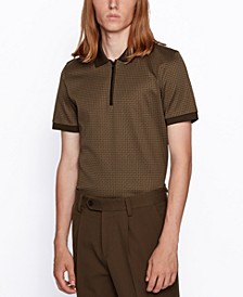 BOSS Men's Polston 17 Slim-Fit Polo Shirt