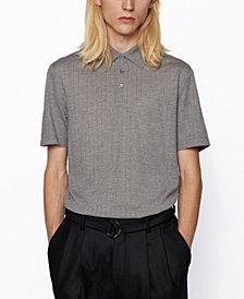 BOSS Men's T-Peterson 24 Slim-fit Polo Shirt