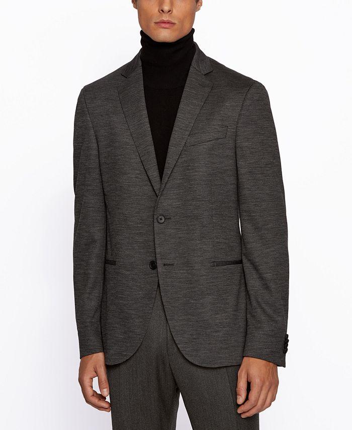 Hugo Boss - Men's Norwin Slim-Fit Jacket