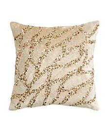 "Home 12"" L x 12"" W Decorative Pillow"