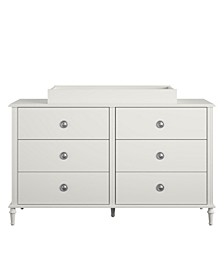 Rowan Valley Arden 6-Drawer Changing Dresser