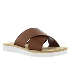 Women's Amber Flat Sandals