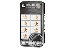 MasterPieces Puzzle Company Houston Astros Dominoes