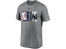 Men's New York Yankees Triptych Logo Legend T-Shirt