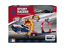 DGL Group Los Angeles Dodgers Stunt Racer Track Playset