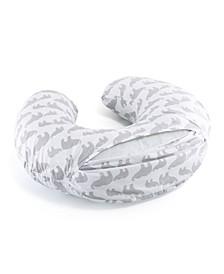 Elephant Nursing Pillow with Case