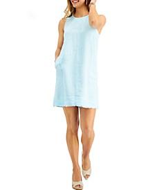 Fringe-Hem Dress, Created for Macy's
