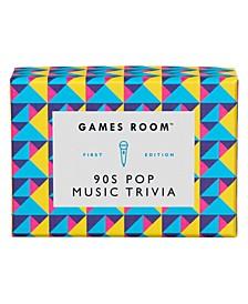 90's Pop Music Quiz Game
