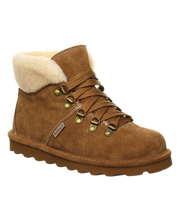 BEARPAW Women's Marta Ankle Boots