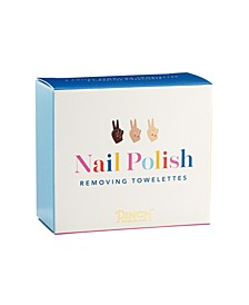 Nail Polish Removing Towelettes