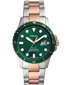 Men's FB-01 Sport Two-Tone Bracelet Watch 42mm