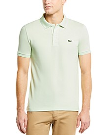Men's Stretch Cotton Slim Fit Polo Shirt