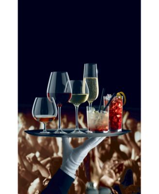 Purismo Special Flute Champagne Glass, Set of 4