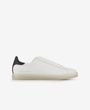 Men's Leather Tennis Sneaker Men's Shoes