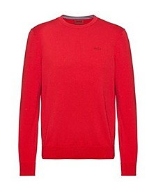 Men's San Cassius Sweater with Hugo Logo on Chest
