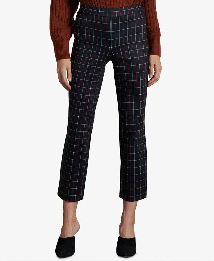 Sanctuary - Carnaby Plaid Cropped Leggings