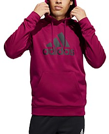 Men's Badge of Sport Game and Go Pullover Hoodie